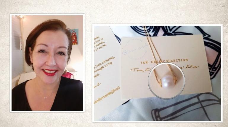 Mijn Nieuwe 14 Karaats Gouden Ketting van Isabel Bernard (met Parel!) 7 isabel bernard Mijn Nieuwe 14 Karaats Gouden Ketting van Isabel Bernard (met Parel!) sieraden