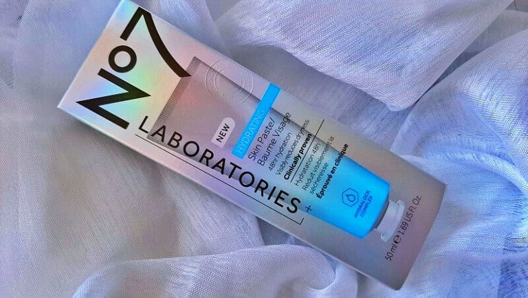 Review No7 Laboratories Hydrating Skin Paste- Boots 53 No7 Review No7 Laboratories Hydrating Skin Paste- Boots Anti- aging