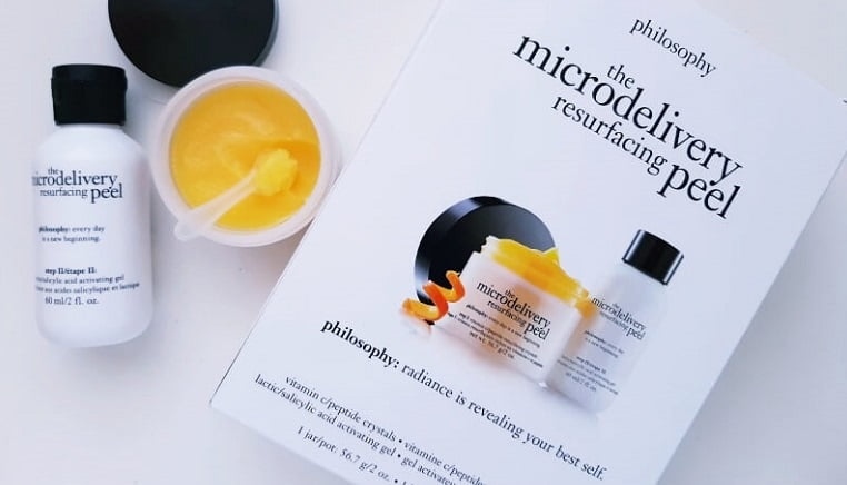 Review- Philosophy The Microdelivery Resurfacing Peel Kit Gezichtspeeling 45 philosophy Review- Philosophy The Microdelivery Resurfacing Peel Kit Gezichtspeeling Anti- aging