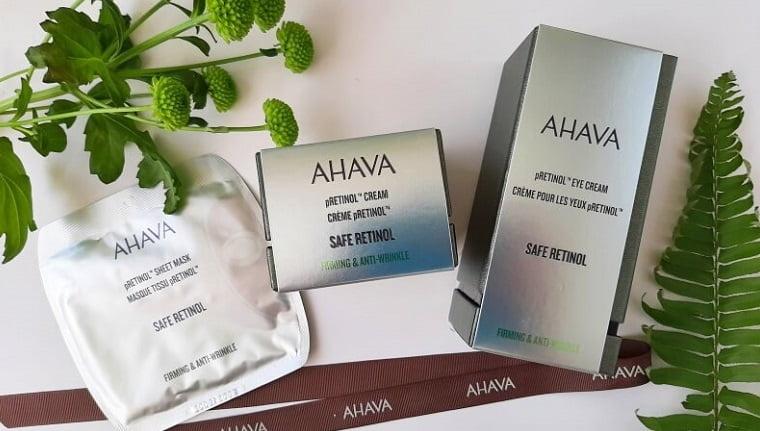 Review AHAVA pRetinol Cream, Mask & Eye Cream (Safe Retinol) 9 retinol Review AHAVA pRetinol Cream, Mask & Eye Cream (Safe Retinol)