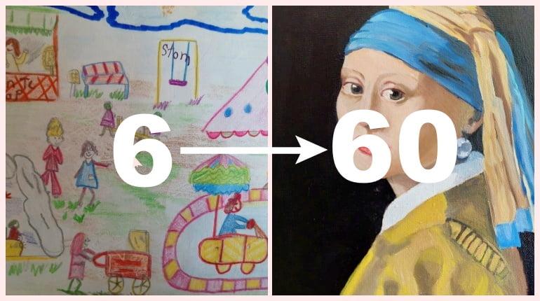 Al mijn Tekeningen en Schilderijen, vanaf Kleuterschool tot Nu! (En dat zijn er heel veel...) 17 tekenigen Al mijn Tekeningen en Schilderijen, vanaf Kleuterschool tot Nu! (En dat zijn er heel veel...) Lifestyle