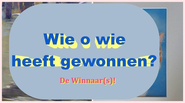 Winnaar(s) schilderij van jezelf, huisdier of .... 107 winnaar schilderij Winnaar(s) schilderij van jezelf, huisdier of ....